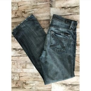 7 For All Mankind Bootcut Flynt Jeans Sz 30